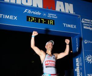 Kevin Strauss Ironman Triathlon